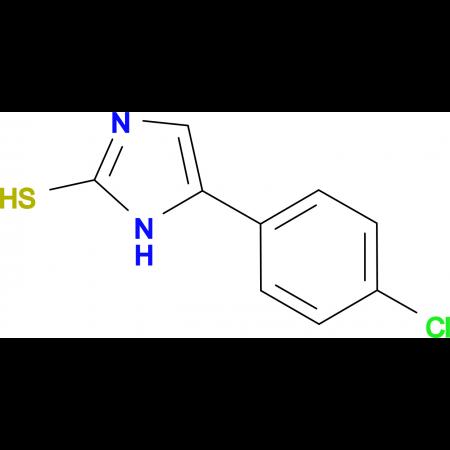 5-(4-Chloro-phenyl)-1H-imidazole-2-thiol