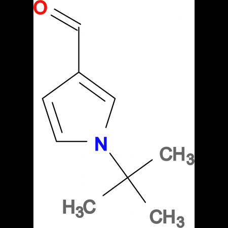 1-tert-Butyl-1H-pyrrole-3-carbaldehyde