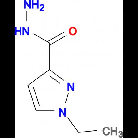 1-Ethyl-1H-pyrazole-3-carbohydrazide