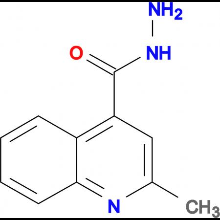 2-Methylquinoline-4-carbohydrazide