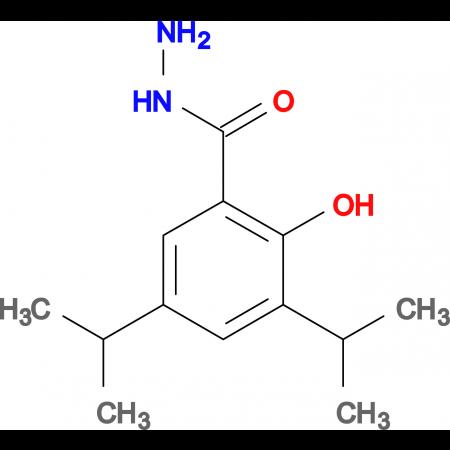 2-Hydroxy-3,5-diisopropylbenzohydrazide