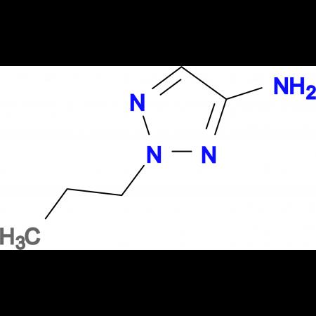 2-Propyl-2H-1,2,3-triazol-4-amine
