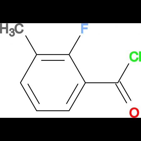 2-Fluoro-3-methylbenzoyl chloride