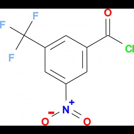 3-Nitro-5-trifluoromethyl benzoyl chloride