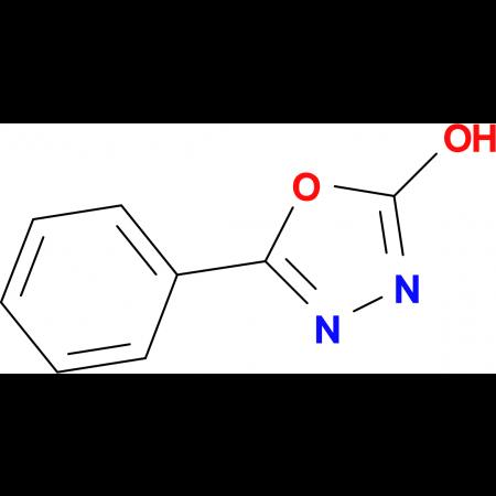 5-Phenyl-1,3,4-oxadiazol-2-ol