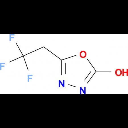 5-(2,2,2-Trifluoroethyl)-1,3,4-oxadiazol-2-ol