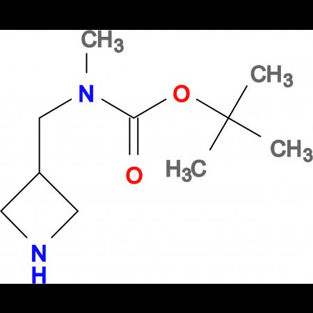 tert-Butyl azetidin-3-ylmethyl(methyl)carbamate