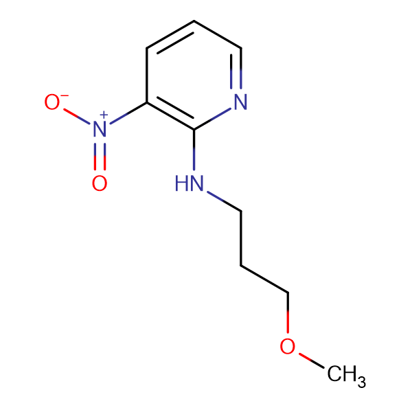 N-(3-Methoxypropyl)-3-nitropyridine-2-amine