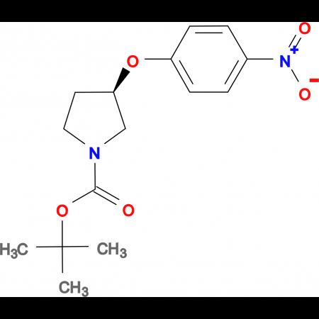 (R)-tert-Butyl 3-(4-nitrophenoxy)pyrrolidine-1-carboxylate