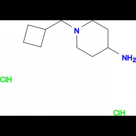 1-(Cyclobutylmethyl)piperidin-4-amine dihydrochloride