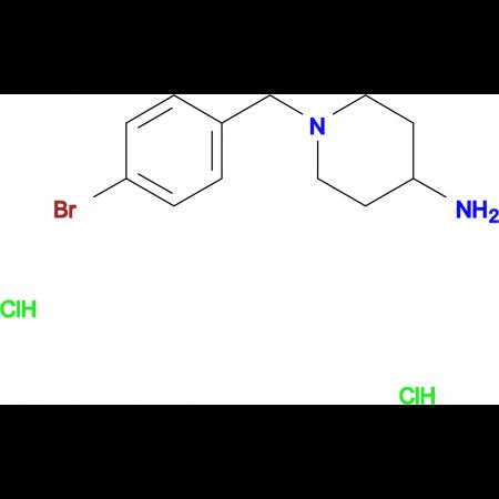 1-(4-Bromobenzyl)piperidin-4-amine dihydrochloride