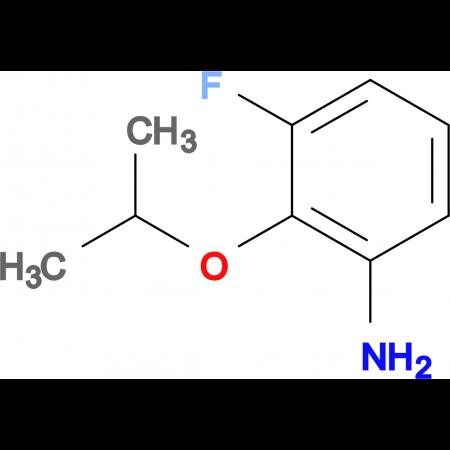 3-Fluoro-2-isopropoxyaniline