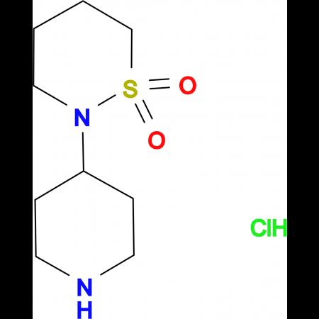 N-(Piperidine-4-yl)-1,4-butanesultam hydrochloride