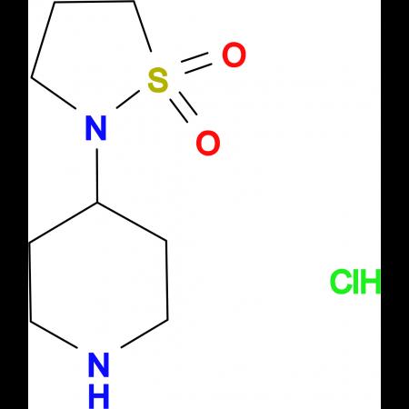 N-(Piperidine-4-yl)-1,3-propanesultam hydrochloride
