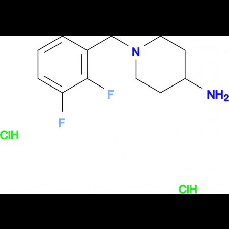1-(2,3-Difluorobenzyl)piperidin-4-aminedihydrochloride