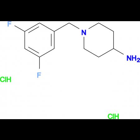 1-(3,5-Difluorobenzyl)piperidin-4-aminedihydrochloride