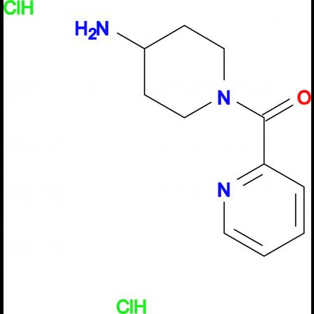 (4-Aminopiperidin-1-yl)(pyridin-2-yl)methanone dihydrochloride