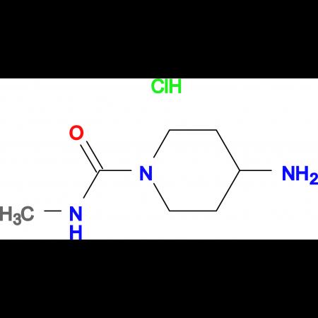 4-Amino-N-methylpiperidine-1-carboxamidehydrochloride