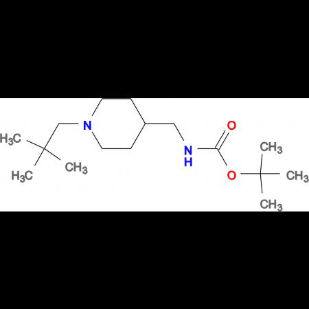 tert-Butyl [(1-neopentylpiperidin-4-yl)methyl]carbamate