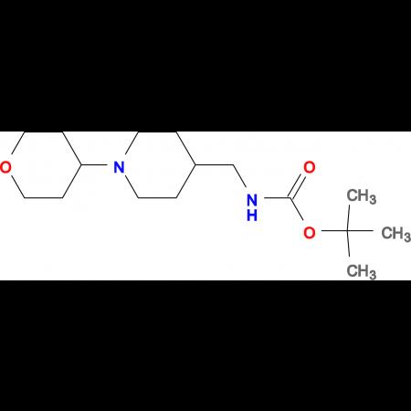 tert-Butyl [1-(tetrahydro-2H-pyran-4-yl)piperidin-4-yl]methylcarbamate