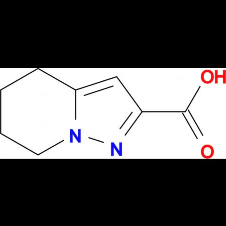 4,5,6,7-Tetrahydropyrazolo[1,5-a]pyridine-2-carboxylic acid