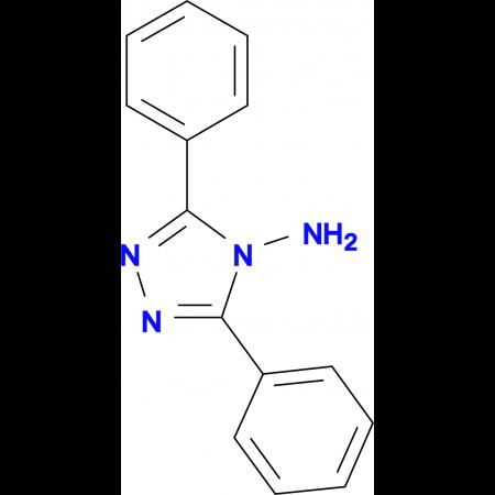 3,5-Diphenyl-4H-1,2,4-triazol-4-amine