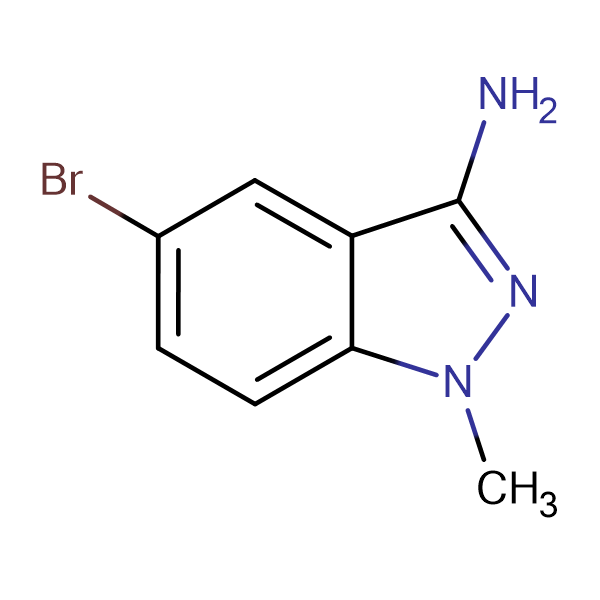 5-Bromo-1-methyl-1H-indazol-3-amine