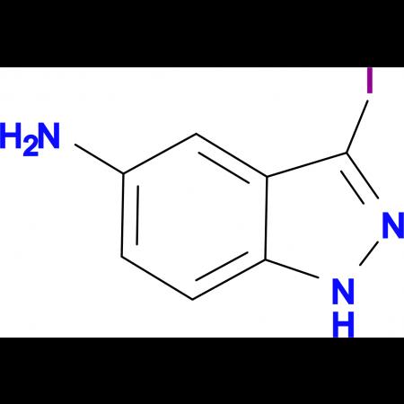 3-Iodo-1H-indazol-5-amine
