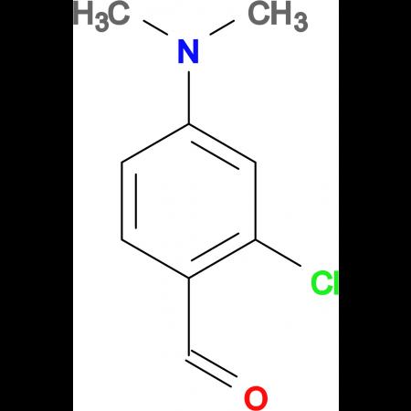 2-Chloro-4-(dimethylamino)benzaldehyde