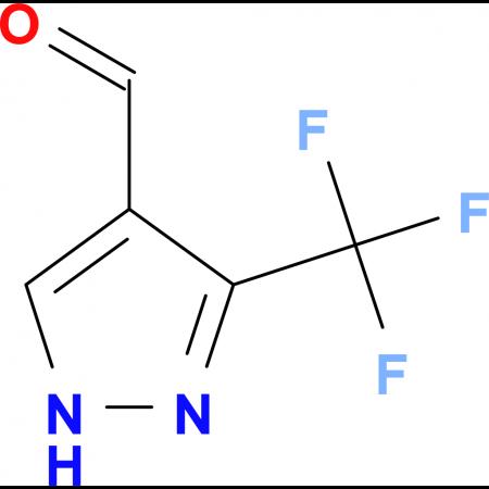 3-(Trifluoromethyl)-1H-pyrazole-4-carbaldehyde