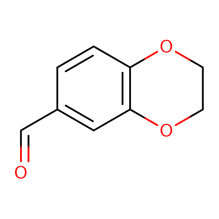 2,3-Dihydro-1,4-benzodioxine-6-carbaldehyde
