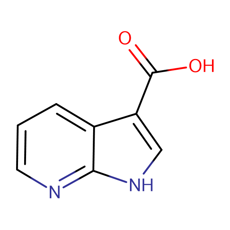 1H-Pyrrolo[2,3-b]pyridine-3-carboxylic acid
