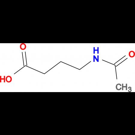4-(Acetylamino)butanoic acid