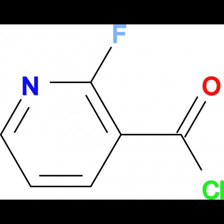 2-Fluoronicotinoyl chloride