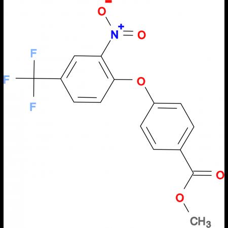 Methyl 4-(2-Nitro-4-(trifluoromethyl)phenoxy)benzoate