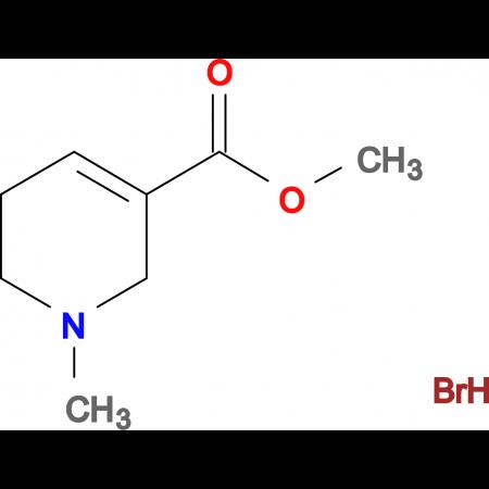 Methyl 1-Methyl-1,2,5,6-tetrahydropyridine-3-carboxylate hydrobromide