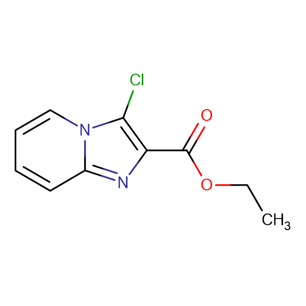 Ethyl 3-Chloroimidazo[1,2-a]pyridine-2-carboxylate