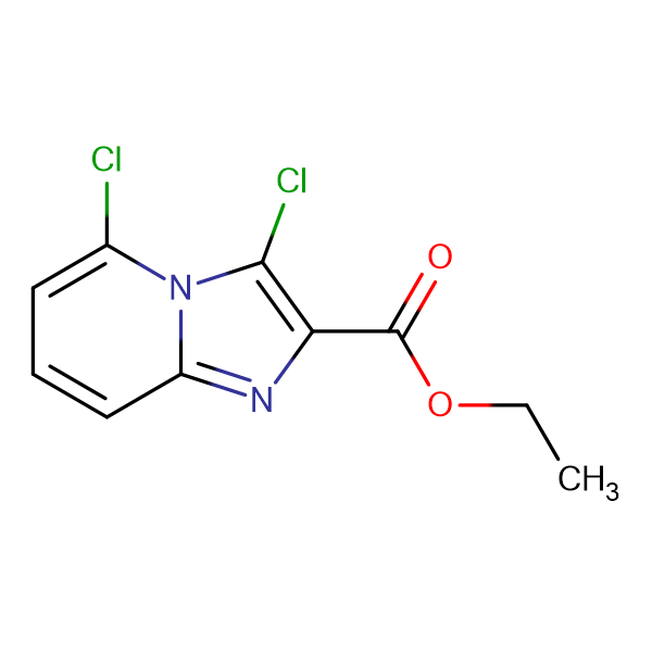 Ethyl 3,5-Dichloroimidazo[1,2-a]pyridine-2-carboxylate