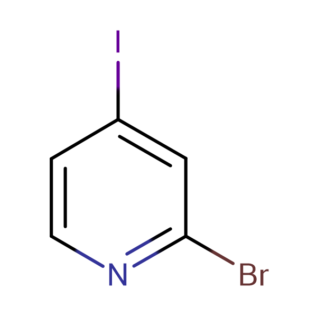 2-Bromo-4-iodopyridine
