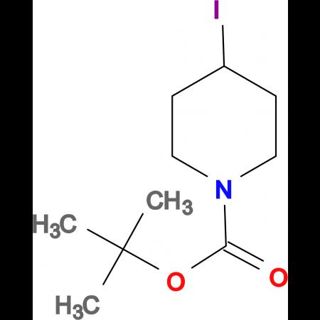 tert-Butyl 4-Iodopiperidine-1-carboxylate