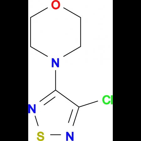 4-(4-Chloro-1,2,5-thiadiazol-3-yl)morpholine