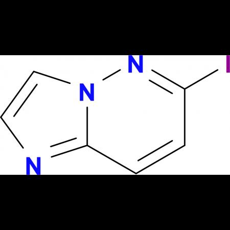 6-Iodoimidazo[1,2-b]pyridazine