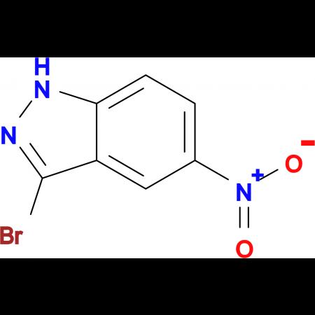 3-Bromo-5-nitro-1H-indazole