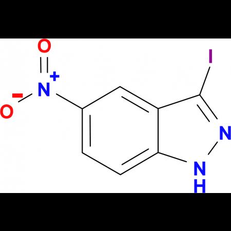 3-Iodo-5-nitro-1H-indazole