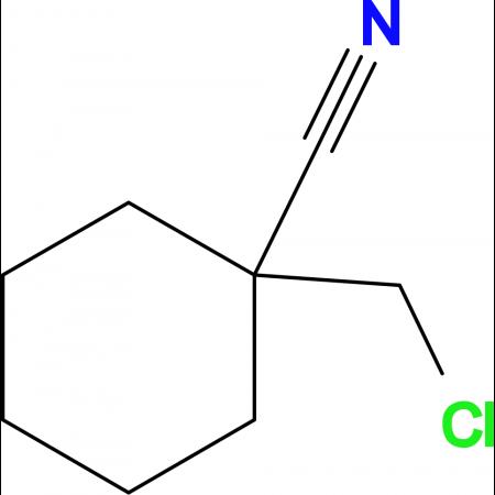 1-(Chloromethyl)cyclohexanecarbonitrile