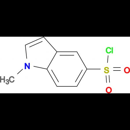1-Methyl-1H-indole-5-sulfonyl chloride