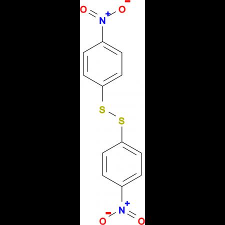 1-Nitro-4-[(4-nitrophenyl)dithio]benzene