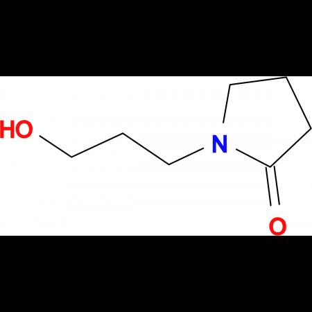 1-(3-Hydroxypropyl)pyrrolidin-2-one