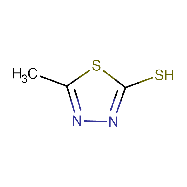 5-Methyl-1,3,4-thiadiazole-2-thiol