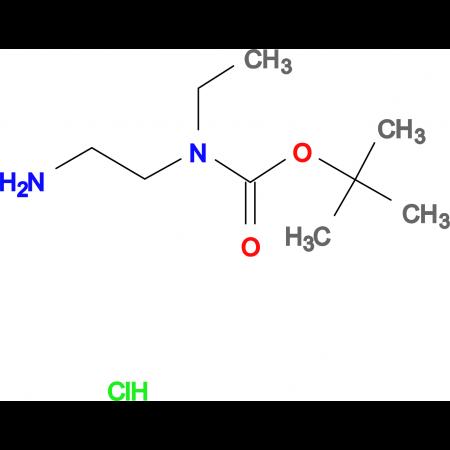 tert-Butyl 2-Aminoethyl(ethyl)carbamate hydrochloride
